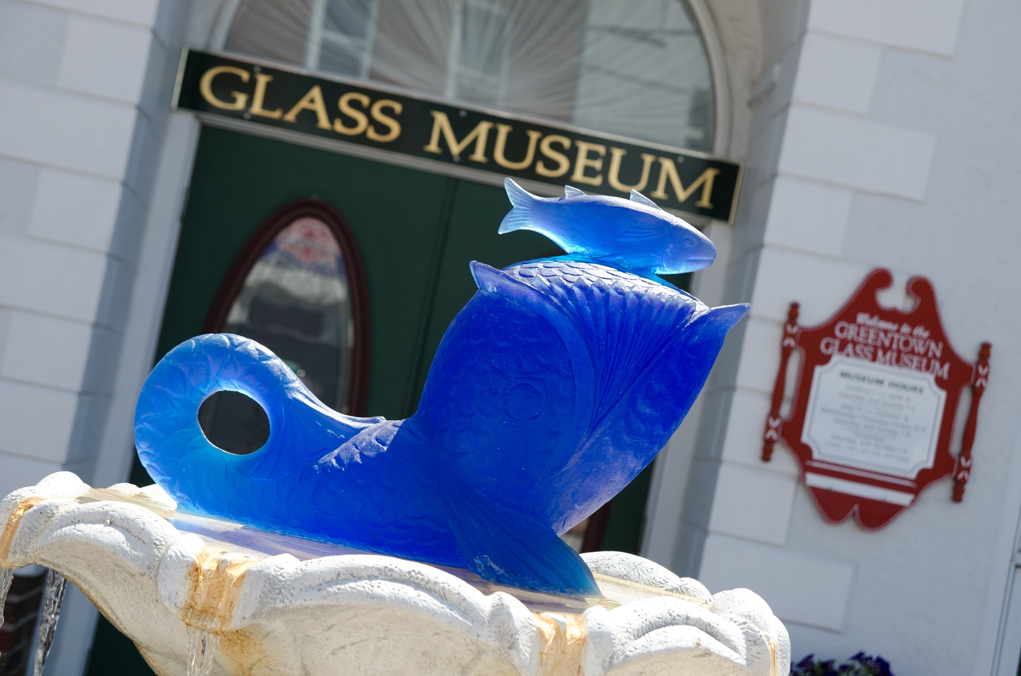 Greentown Glass Museum