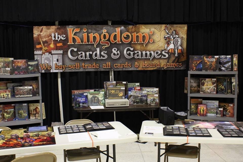 Kingdom Cards & Games