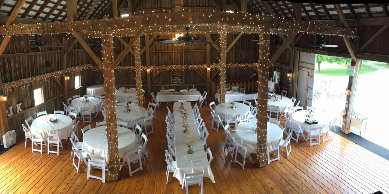 Legacy Barn at Leafy Lane Farm - Kokomo Indiana Visitors Bureau