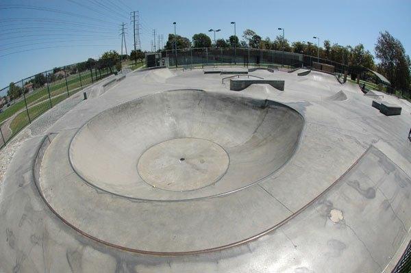 Studebaker Skate Park