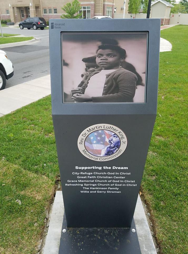 Rev. Dr. Martin Luther King Jr. Memorial