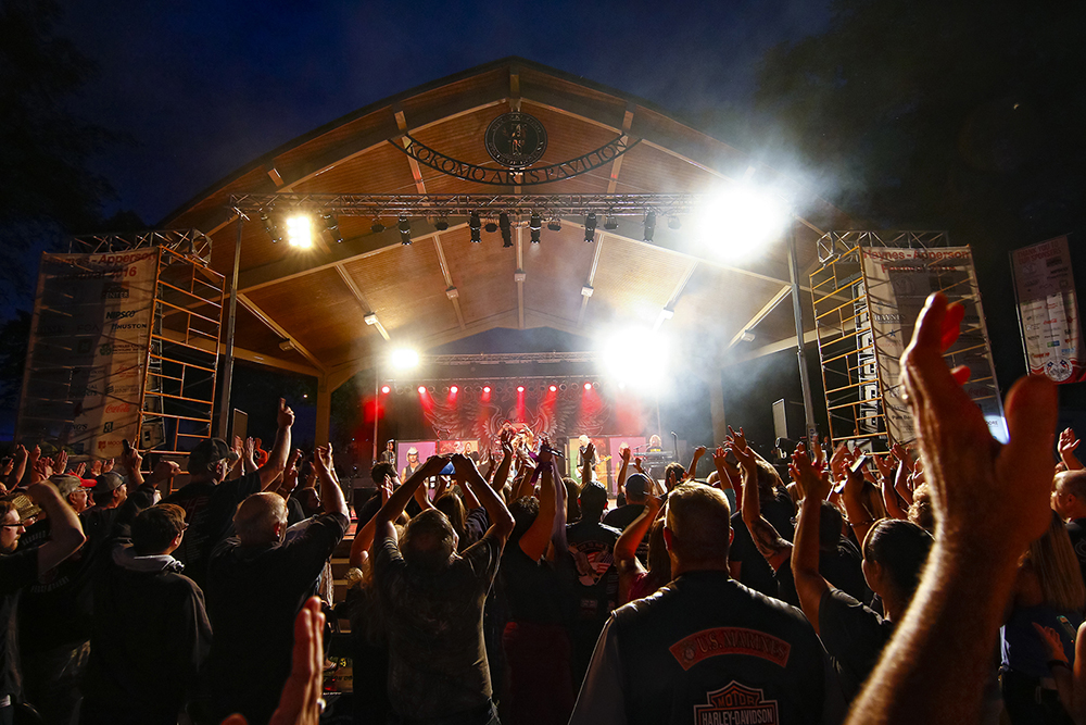 Kokomo Summer Concert Series