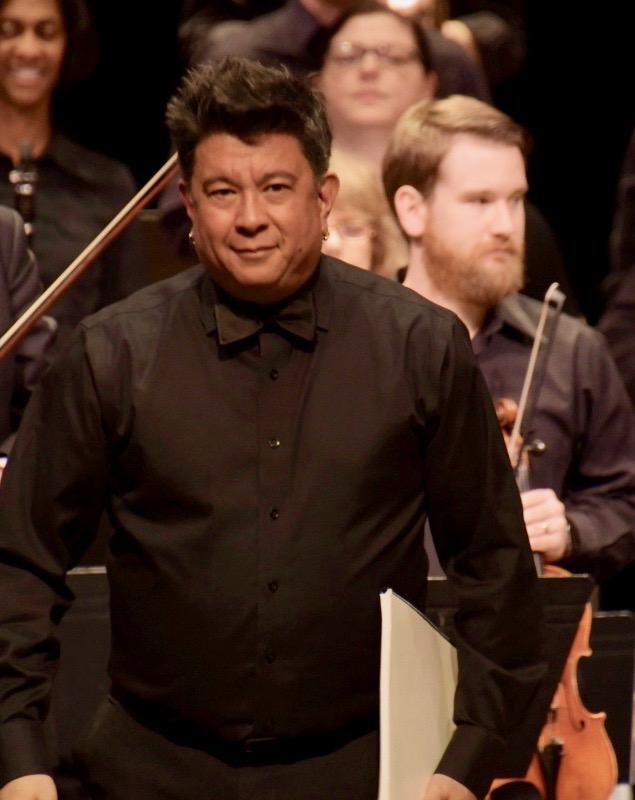 Conductor Jose' Valencia