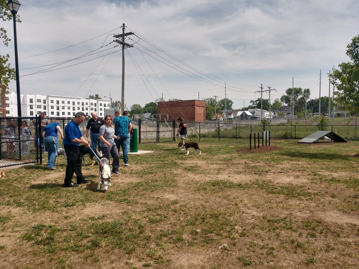 Downtown Dog Park