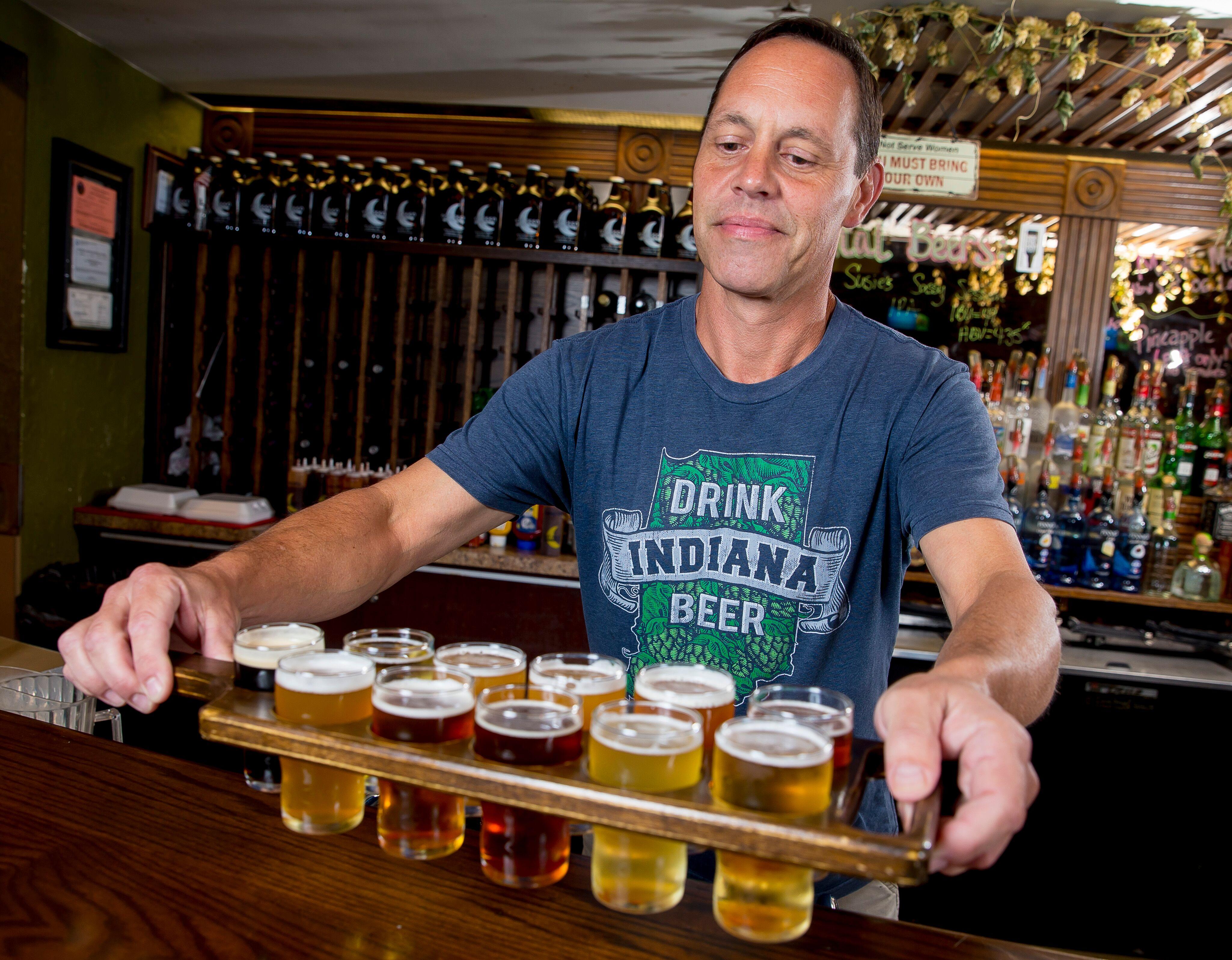 Half Moon Brewery beer