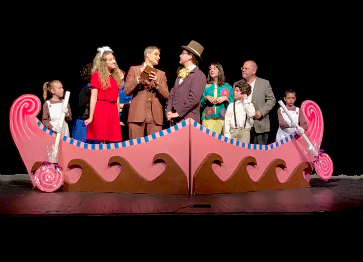KCT presents Willy Wonka