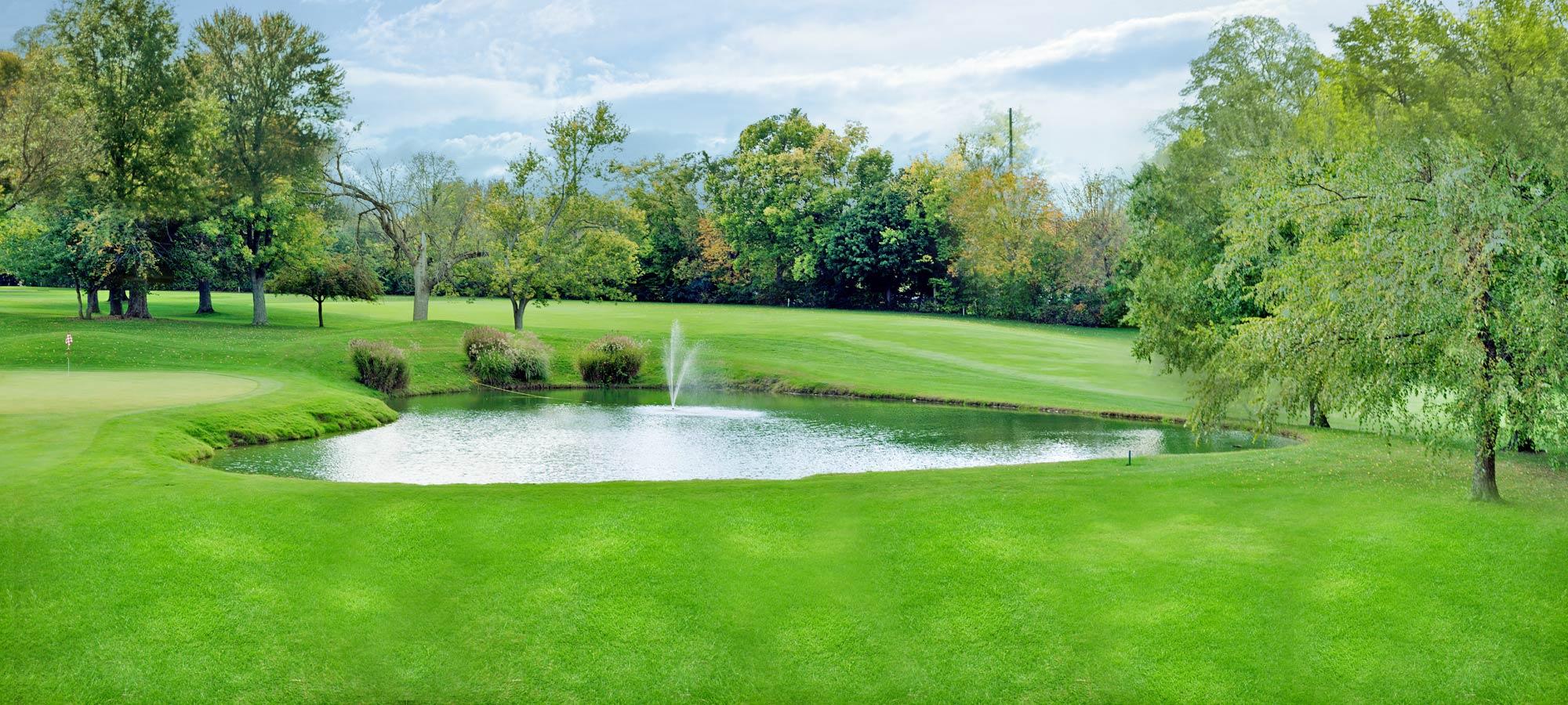 Kokomo Country Club Golf Course