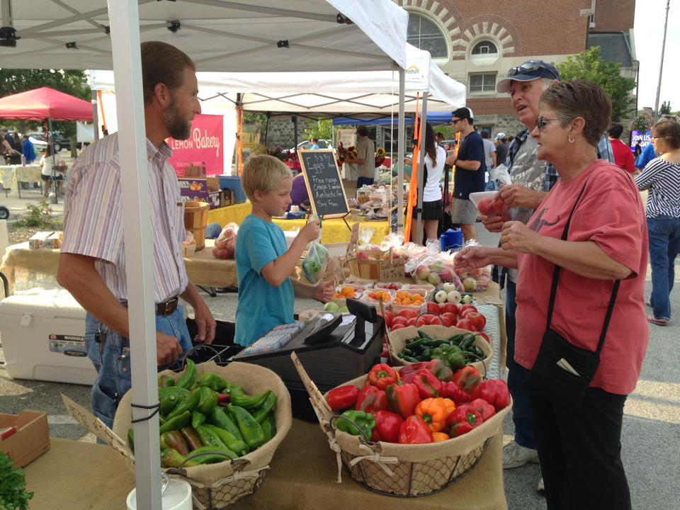 Kokomo Downtown Farmers' Market