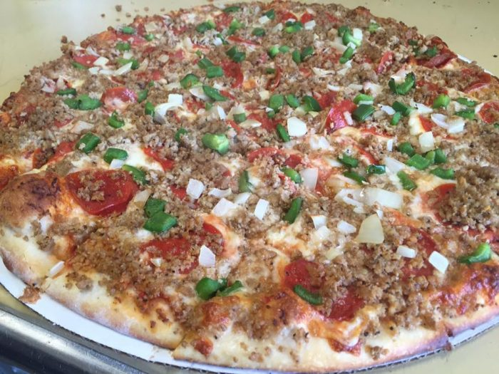 Martino's pizza