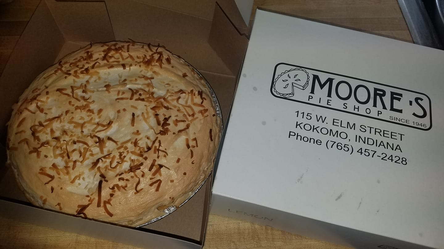 Moore's Pie Shop