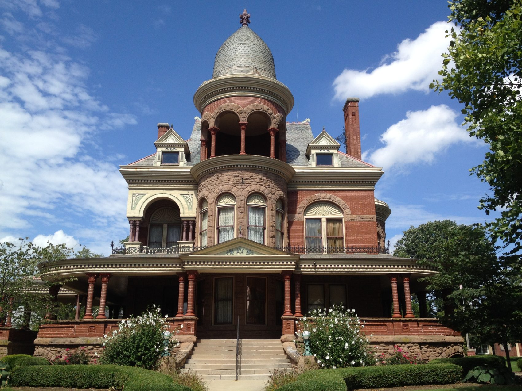 Seiberling Mansion & Howard County Museum
