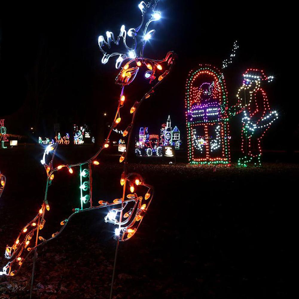 Kokomo Indiana Christmas Lights 2021 Christmas In Kokomo Kokomo Indiana Visitors Bureau