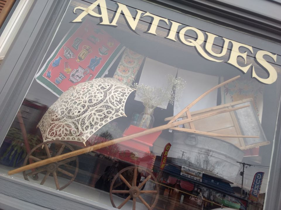 The Glass Monocle Antiques